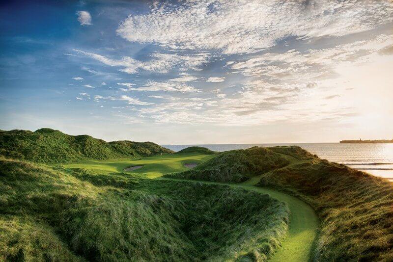 Lahinch Golf Course as part of Irish Wild Atlantic Golf Tours in Ireland