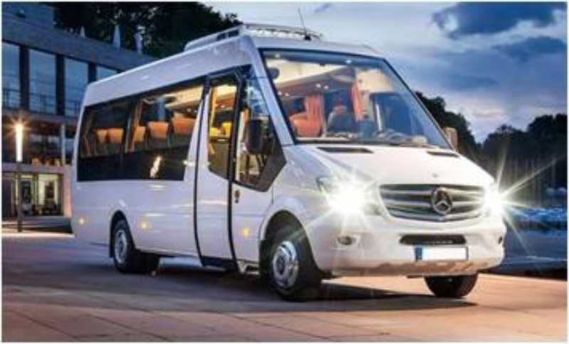 Luxury Transport with Wild Atlantic Golf Tours managing your transport needs