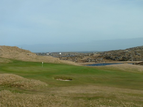 Hole 13 of 18 Great Holes on Wild Atlantic Way Golf Tours