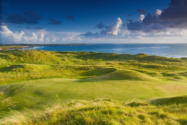 Hole 14 of 18 Great Holes on Wild Atlantic Way Golf Tours