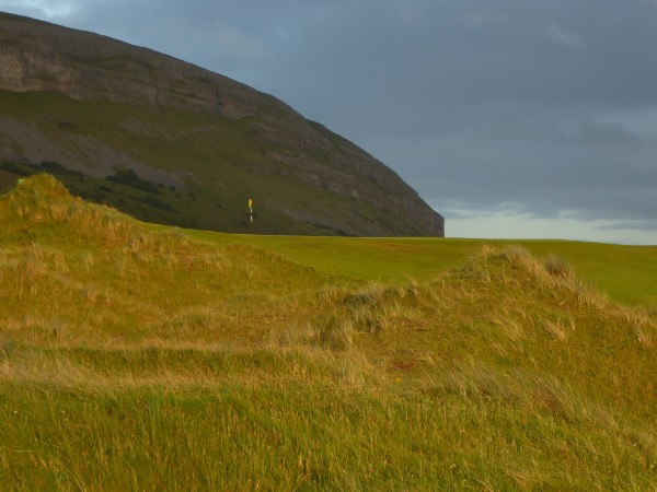 Hole 15 of 18 Great Holes on Wild Atlantic Way Golf Tours