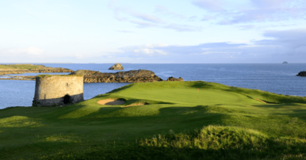 Hole 3 of 18 Great Holes on Wild Atlantic Way Golf Tours