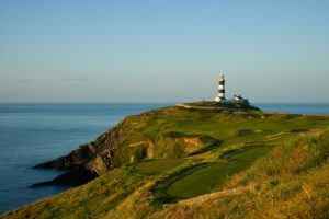 Hole 4 of 18 Great Holes on Wild Atlantic Way Golf Tours
