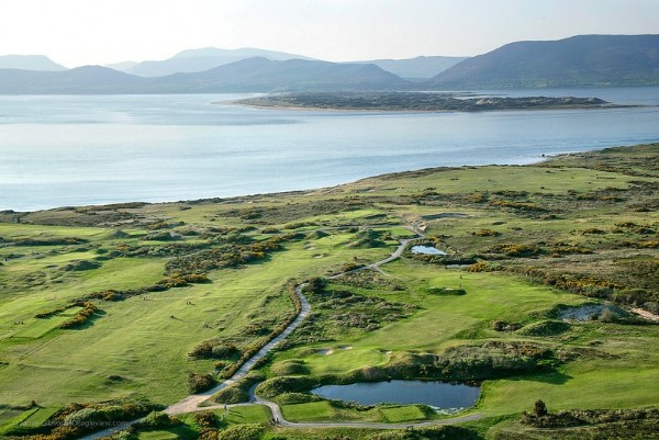 Hole 7 of 18 Great Holes on Wild Atlantic Way Golf Tours