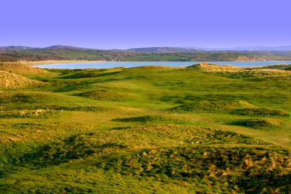 Hole 8 of 18 Great Holes on Wild Atlantic Way Golf Tours