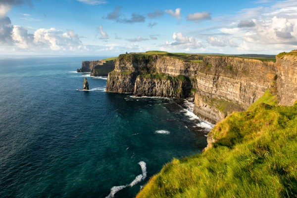 Cliffs of Moher Clare part of Wild Atlantic Golf and Scenic Tour IReland