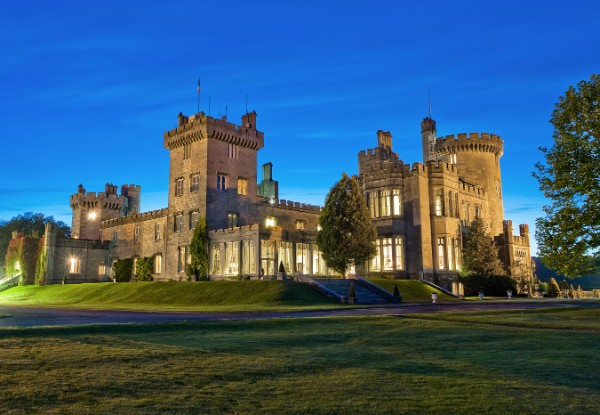 Castles and Manors Specialty Tour with Wild Atlantic Golf Tours