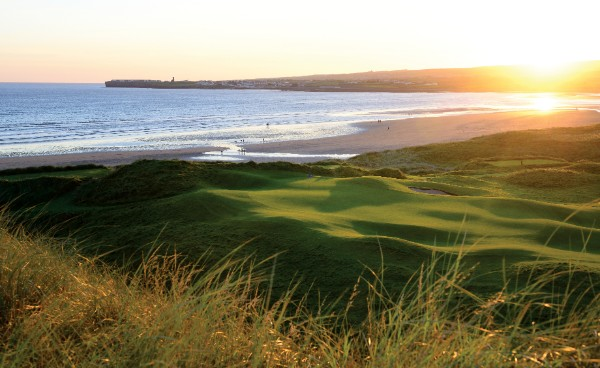 West-Collection Tour Lahinch Golf Club with Wild Atlantic Golf Tours