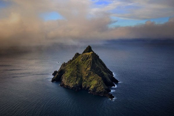Skellig Michael on Wild Atlantic Way Ireland
